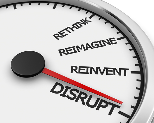 Disruptive Innovation Creates Opportunity