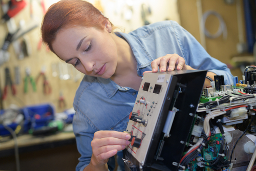 The Surprising Reason for Lack of Women Inventors