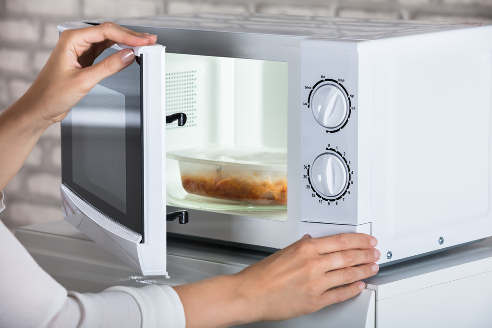 microwave invention