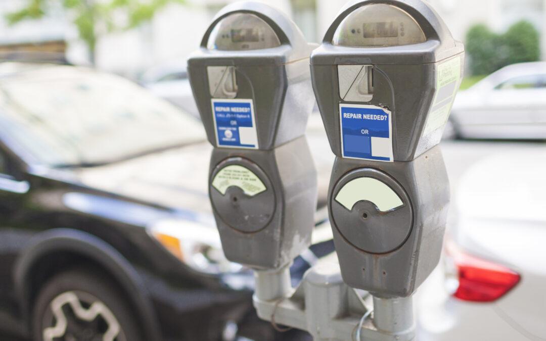 parking meter invention