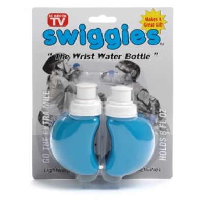 swiggies the wrist water bottle