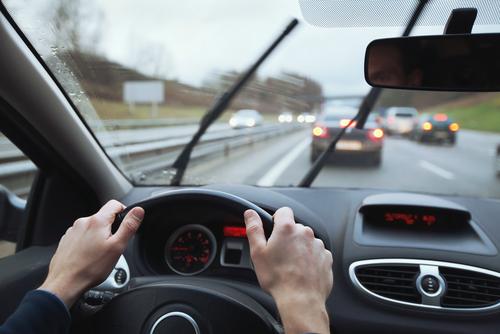 windshield wiper invention