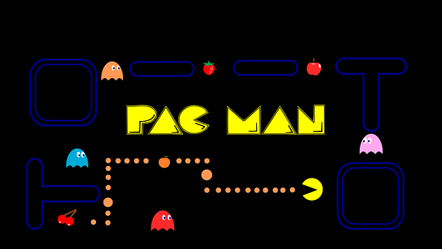 Game Design Innovation – PacMan