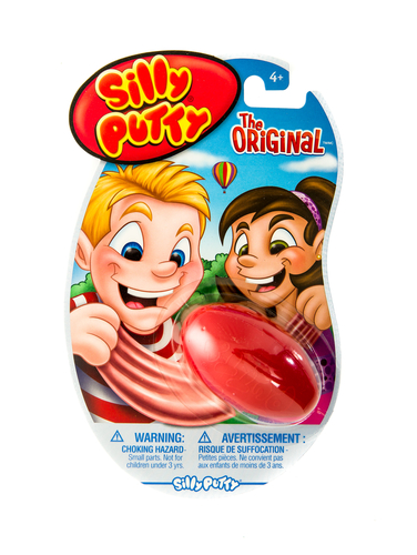 Invention of Silly Putty