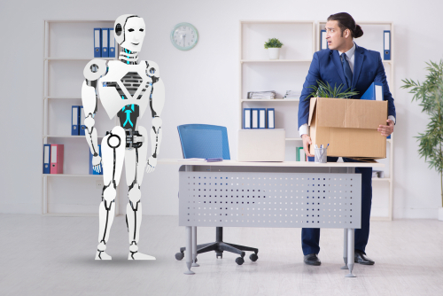 robot disruption