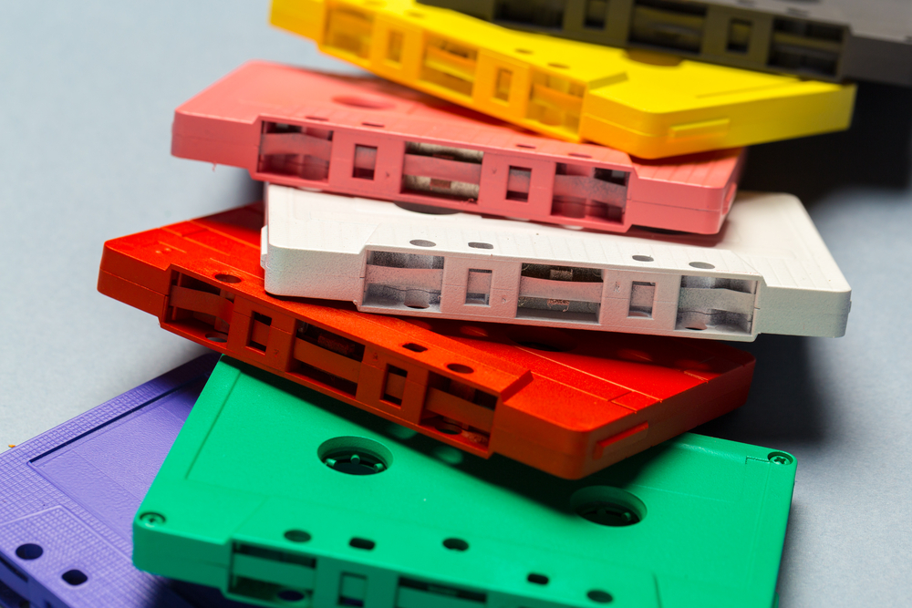 Inventor of the Cassette Tape