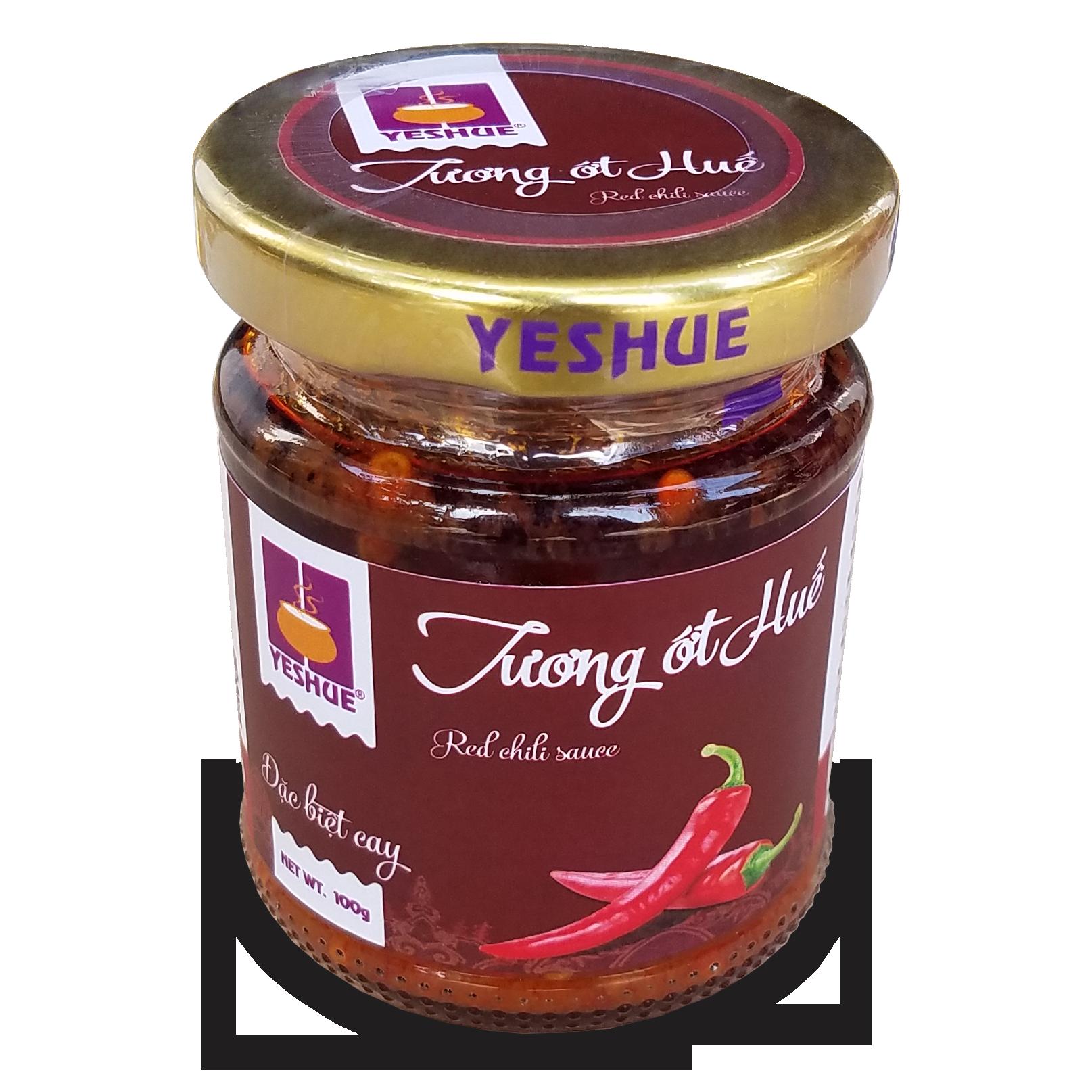 Vietnamse Red Chili Sauce