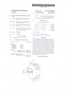 US Patent Cover Sheet