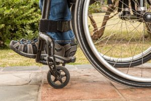 Personal Injury in Wheelchair