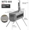 WorkTuff Stove model WTS-500