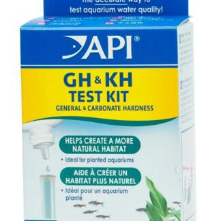 API Freshwater GH & KH Test Kit