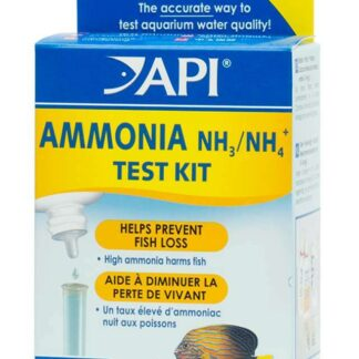 API Freshwater/Saltwater Ammonia Test Kit, Test kit of 130 tests