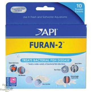 API Furan-2 Medication - 10ct Powder Packets