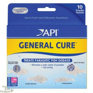API General Cure Medication - 10ct Powder Packets