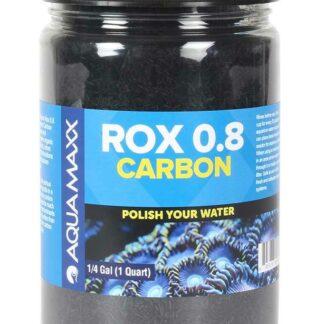 AquaMaxx ROX 0.8 Carbon Filter Media - 1 Quart