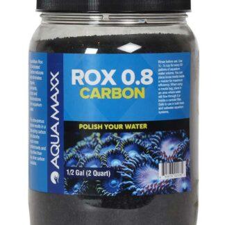 AquaMaxx ROX 0.8 Carbon Filter Media - 4 Quart