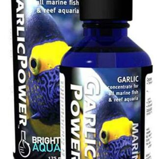 Brightwell Aquatics Garlic Power - Concentrated Garlic Supplement for Marine Fishes 30ml / 1oz