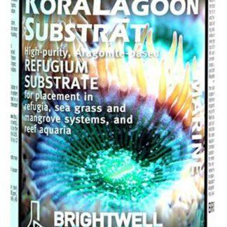 Brightwell Aquatics KoraLagoon Substrat Aragonite Refugium Substrate 1.4kg / 3.1 lbs.