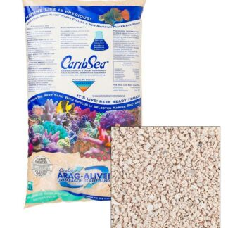 CaribSea Arag-Alive Special Grade Reef Sand 20 lb