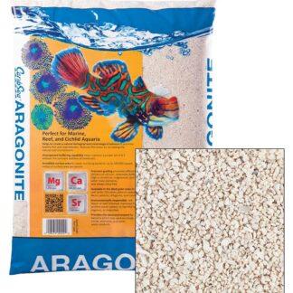 CaribSea Dry Aragonite Special Grade Reef Sand 15 lb