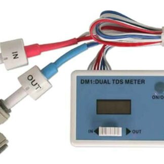 Dual Inline TDS Meter DM-1 - HM Digital