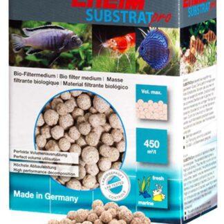Eheim SUBSTRAT Pro Biological Filtration Media,1L