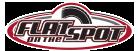 Flat on the Spot Logo