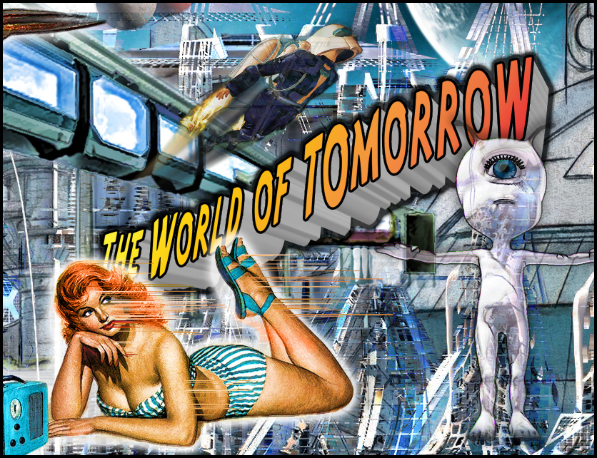 The World of Tomorrow - Munich Syndrome's 7th album, available now!