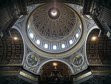 Catholic Church Dome Photo