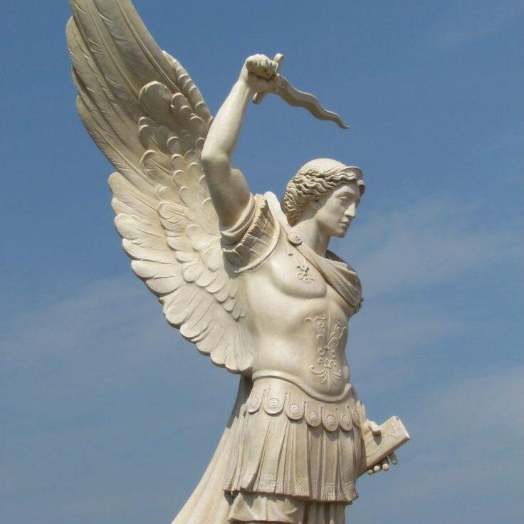Saint Michael the Archangel Kit