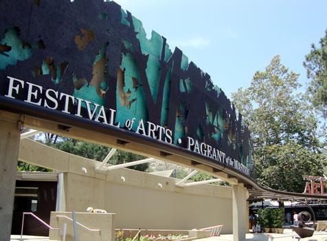 Festival of the Arts Façade and Ground Upgrades