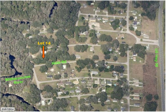 Withlacoochee River Access Residential Lot For Sale