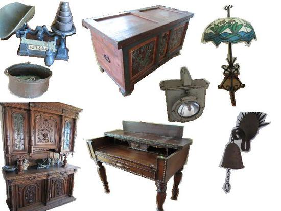 European Antiques and Furnishings