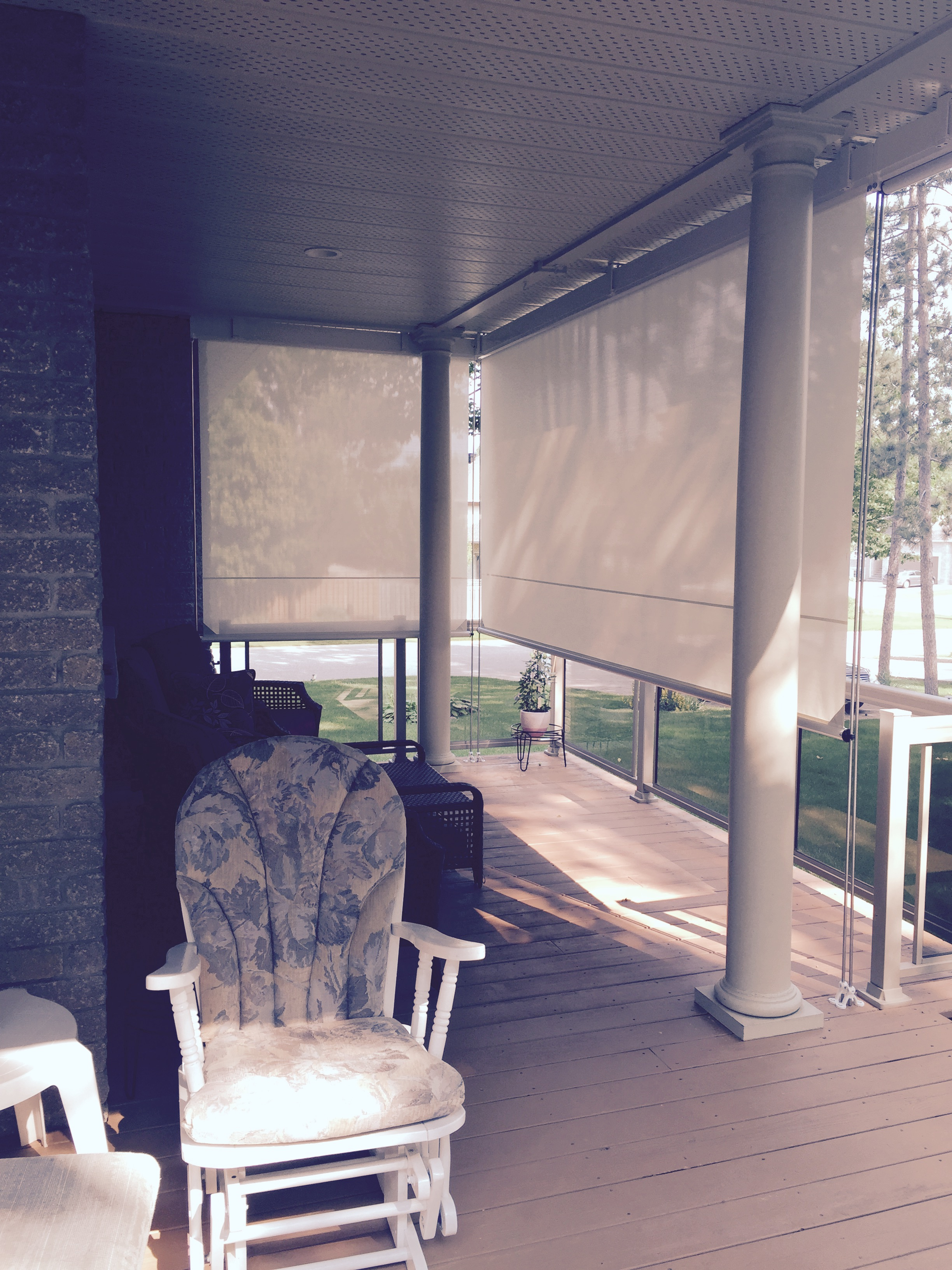 Awnings and Solar Shades144