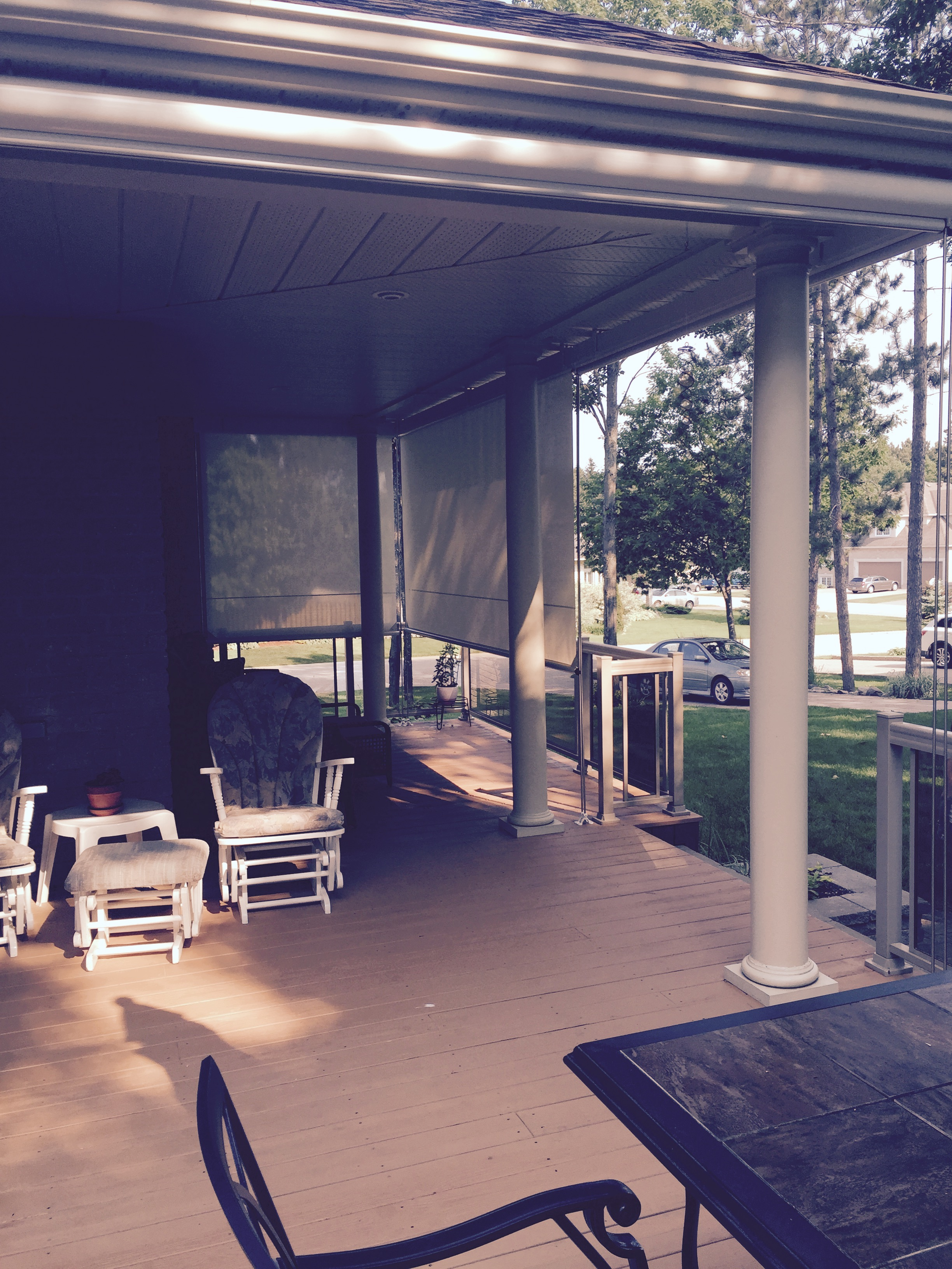 Awnings and Solar Shades145