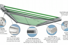 Awnings and Solar Shades1340137140128