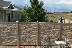 Tan-Ecostone-Fence-Wall
