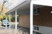 aluminum_carport Roofing system