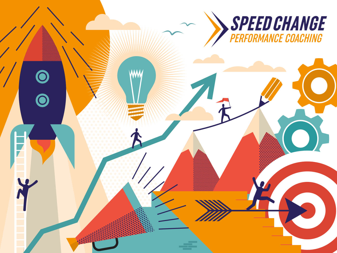 SPEEDCHANGE PERFORMANCE COACHING – HOW TO ACHIEVE OUR FULL POTENTIAL?