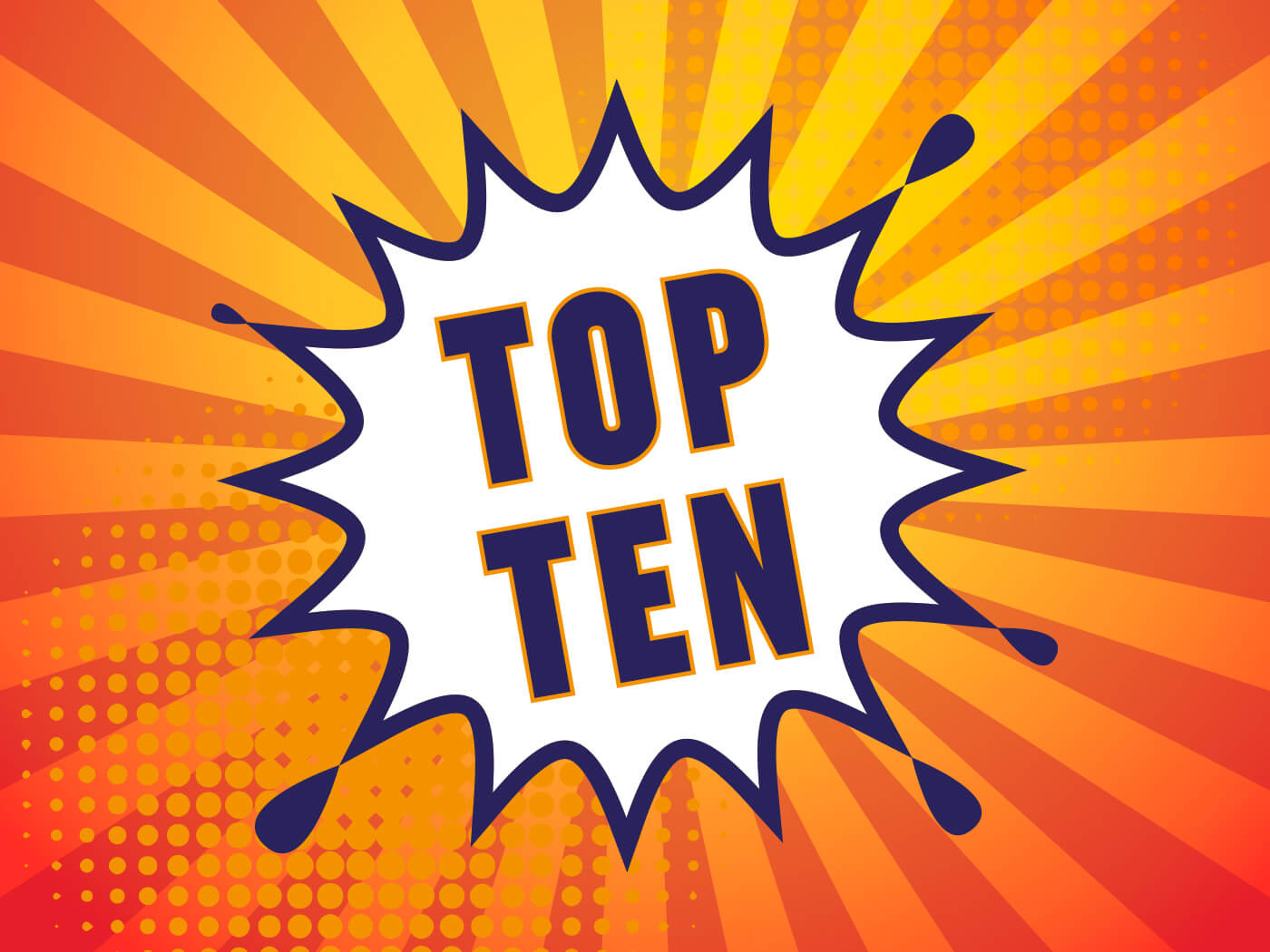 TOP 10 BEHAVIOURS FOR SUCCESS