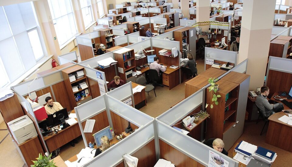 empleados empresariales