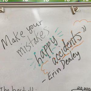 Amy Bright's class