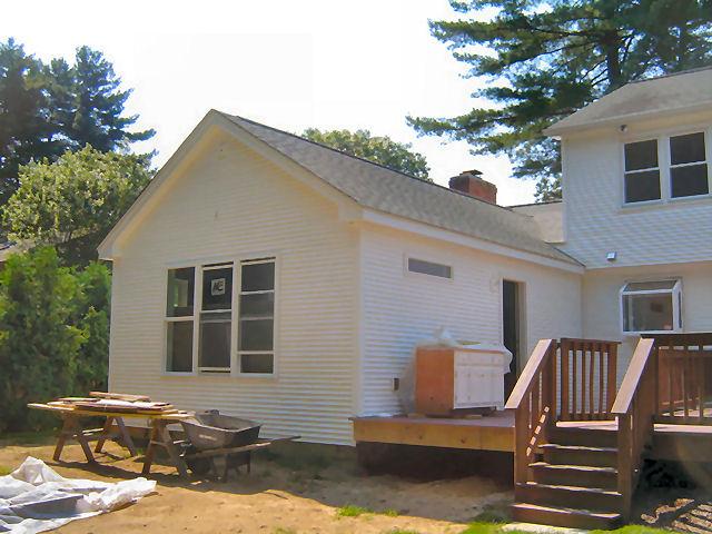 longmeadow home addition