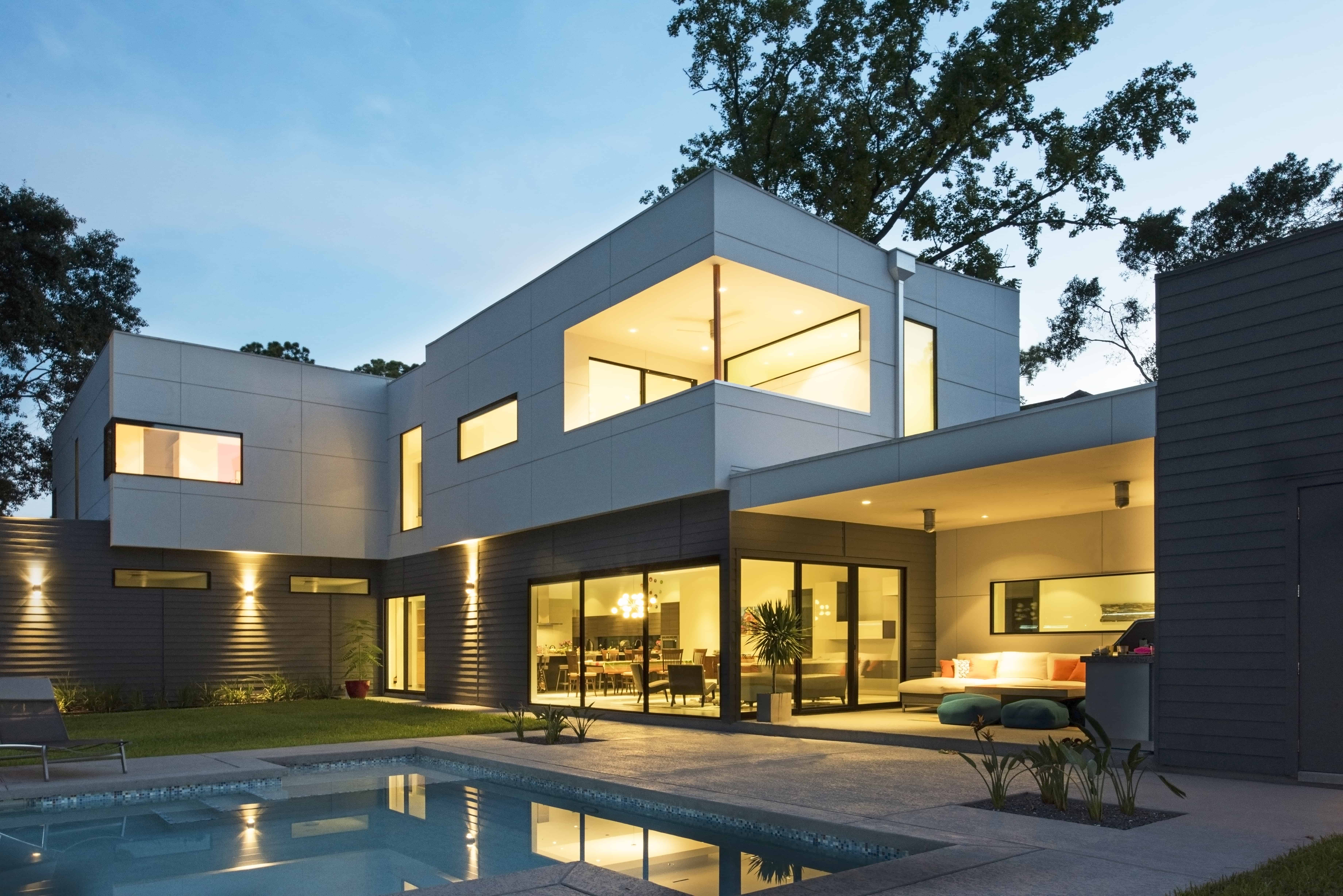 Garden Oaks Modern Home