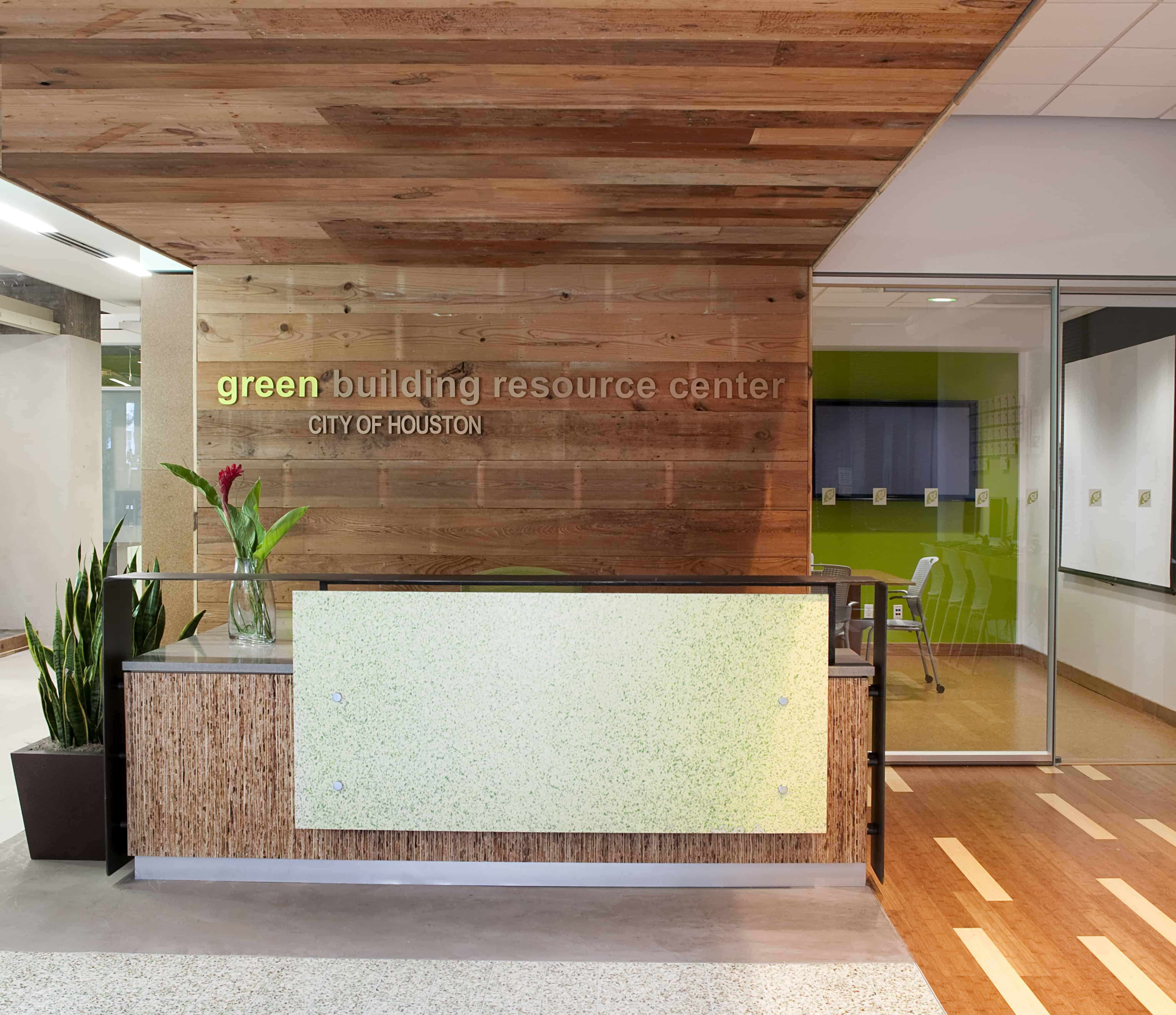 Green Building Resource Center LEED Gold