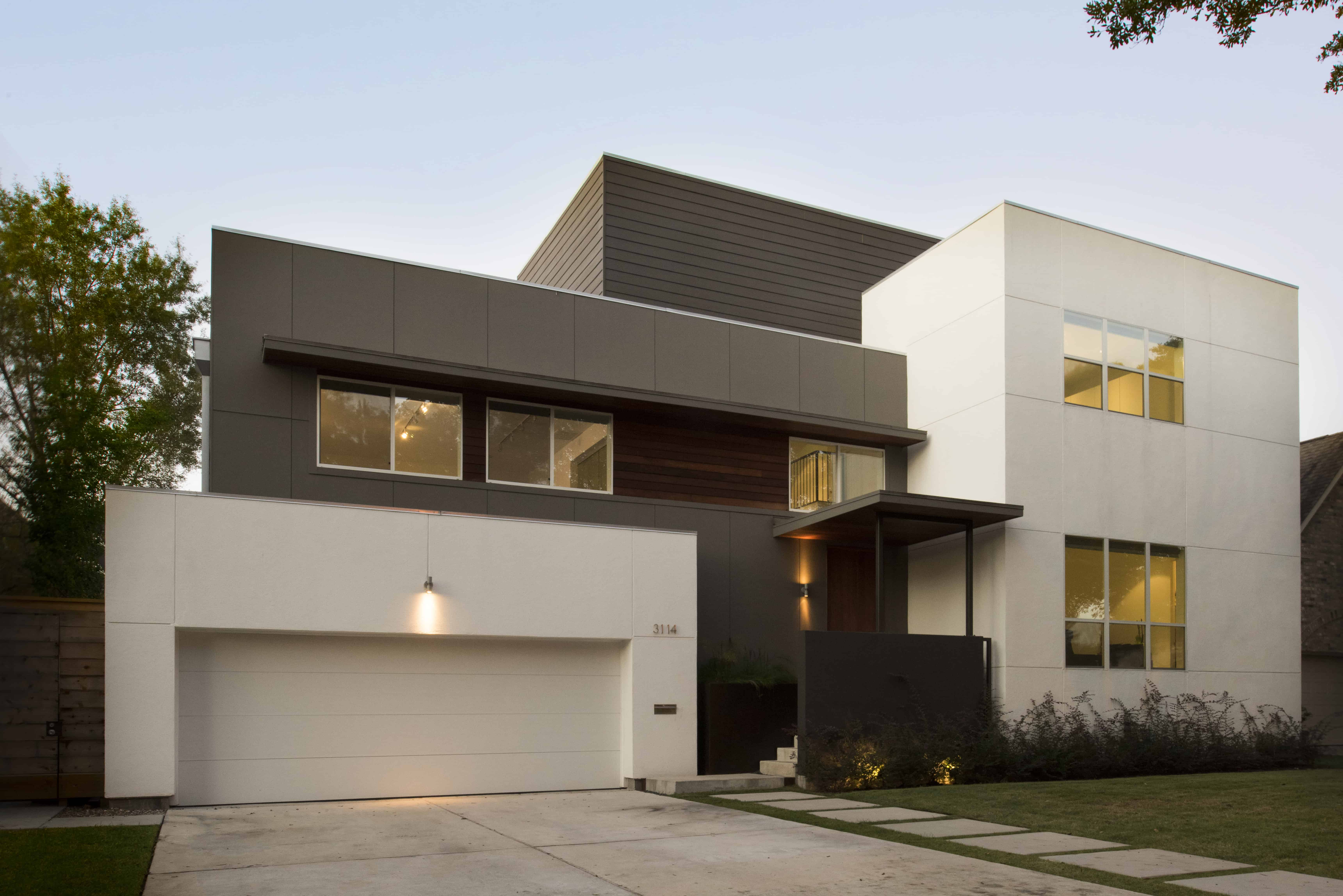 Glen Haven Brasewood Modern Home