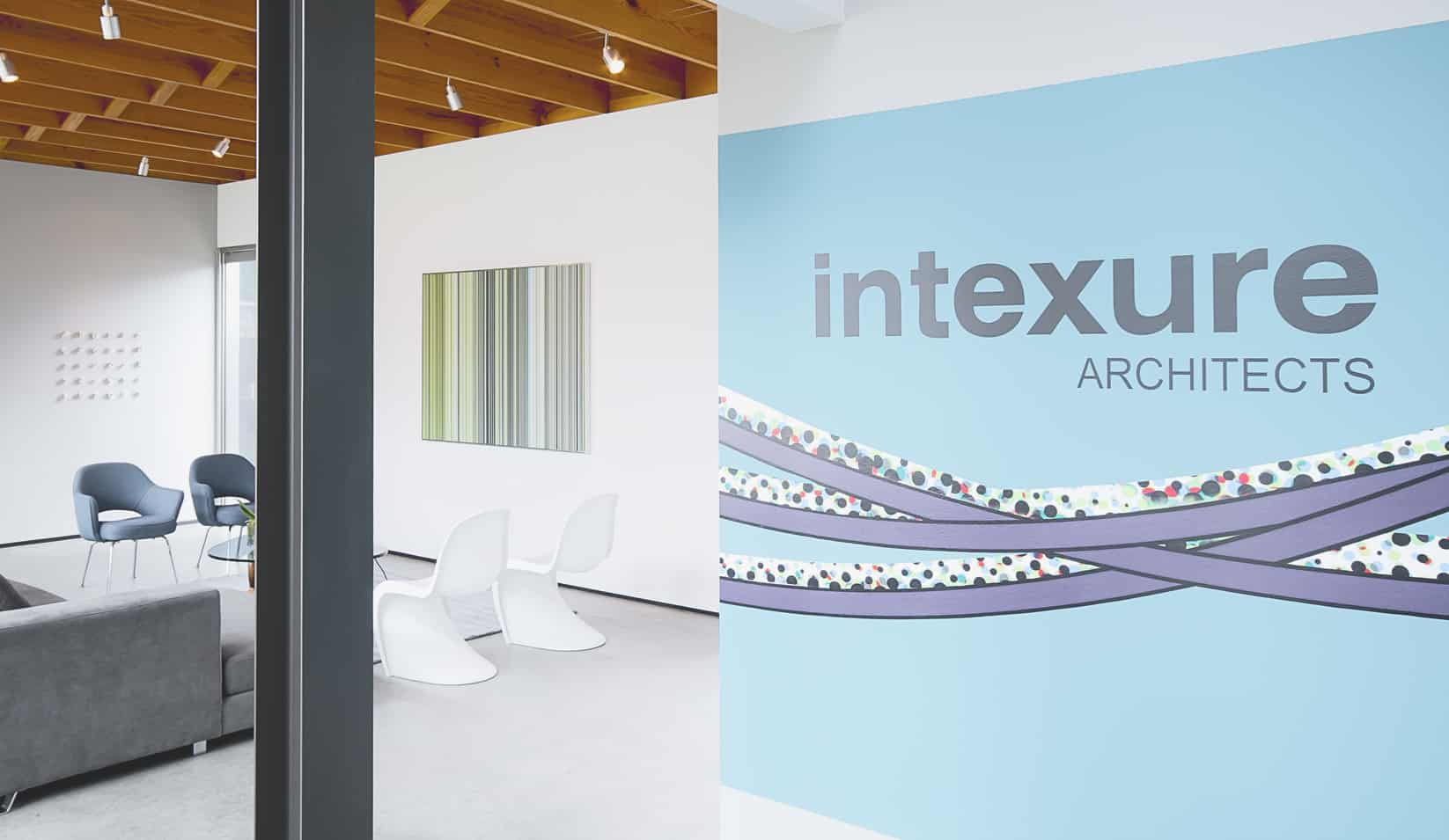intexure wall graphic