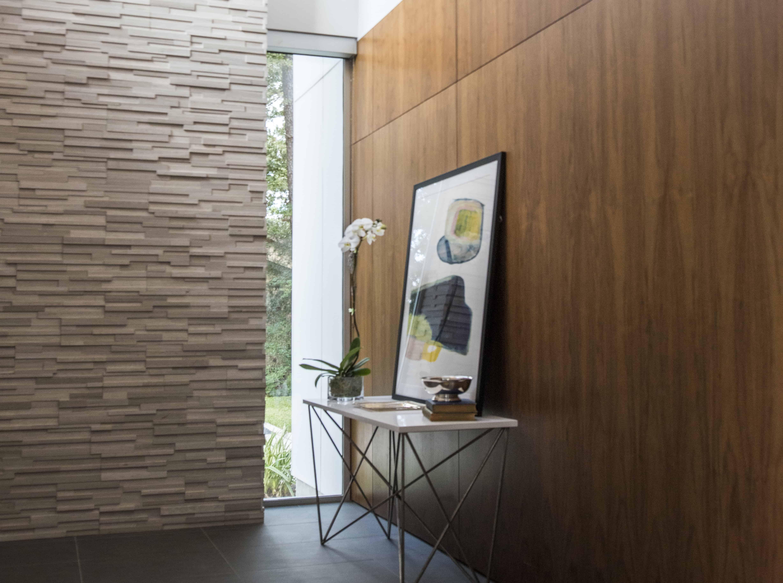 multigenerational modern home entry