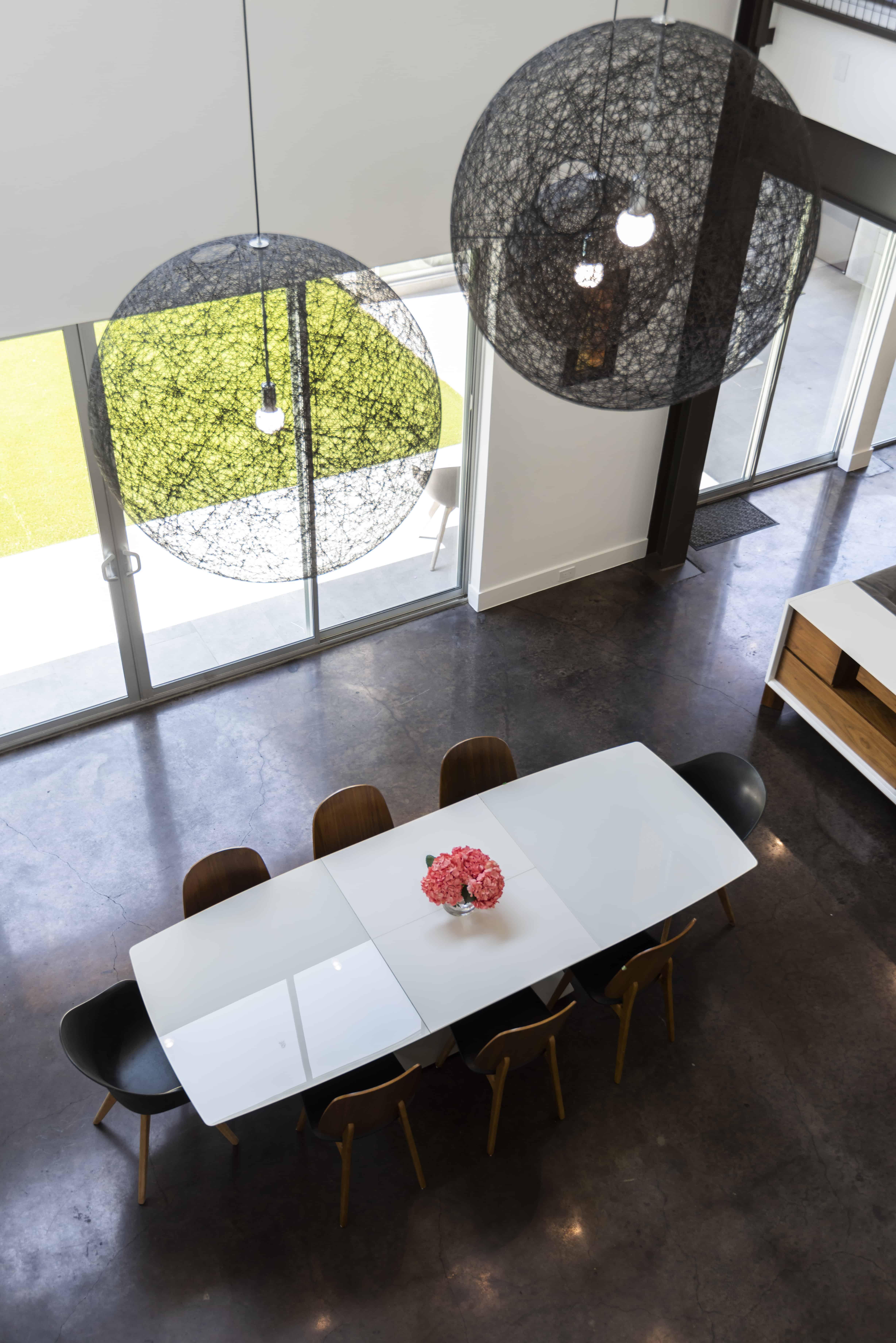 university boulevard modern home family lifestyle dining