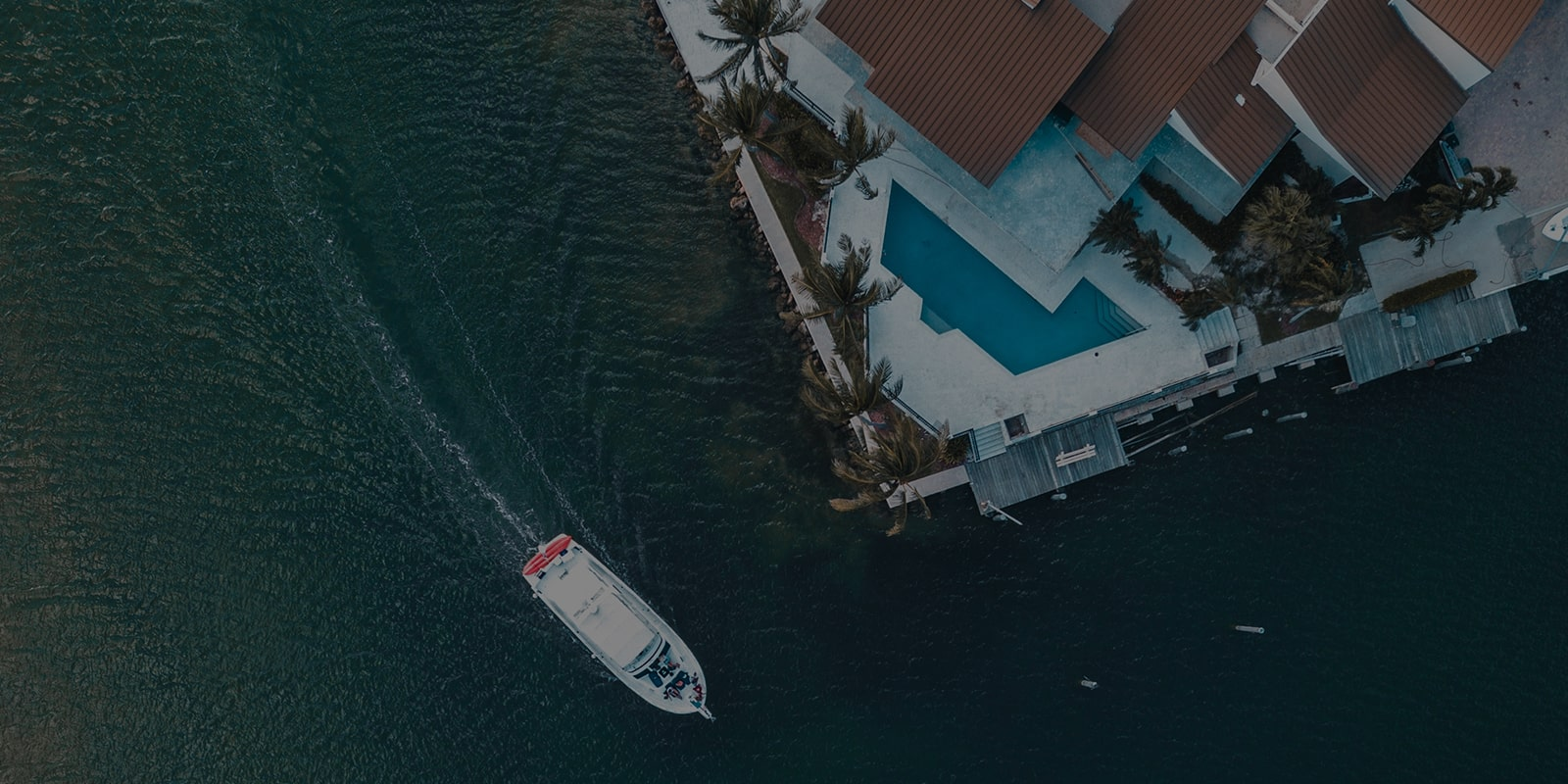 boat aerial